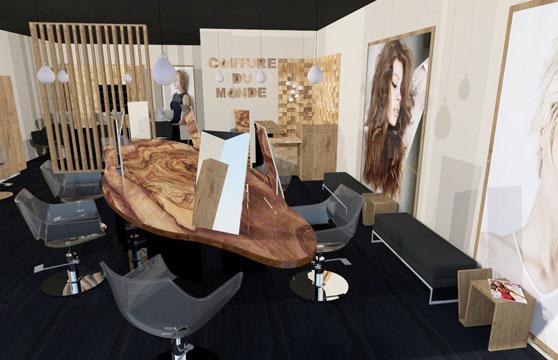 Coiffure du monde jean claude aubry toulouse coiffures for 18 8 salon franchise